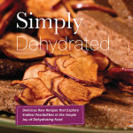 Simply Dehydrated book by Jenny Ross
