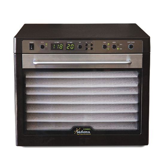 sedona combo sd p9150 rawfood dehydrator with bpa free trays rawlicious. Black Bedroom Furniture Sets. Home Design Ideas