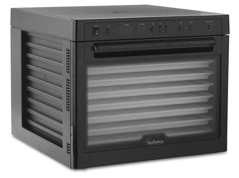 sedona classic sd p9000 rawfood dehydrator with bpa free trays rawlicious. Black Bedroom Furniture Sets. Home Design Ideas