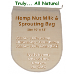 hemp nut milk bag singapore