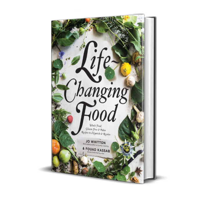 Life changing food whole food gluten free paleo cookbook life changing food forumfinder Image collections